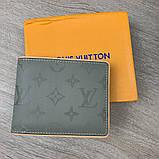 Бумажник Louis Vuitton Multiple Monogram Titanium, фото 4