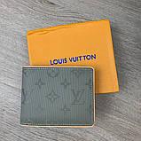 Бумажник Louis Vuitton Multiple Monogram Titanium, фото 5