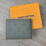 Бумажник Louis Vuitton Multiple Monogram Titanium, фото 6