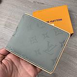 Бумажник Louis Vuitton Multiple Monogram Titanium, фото 9