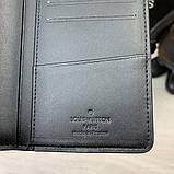 Бумажник Louis Vuitton Brazza Initiales Taurillon, фото 9