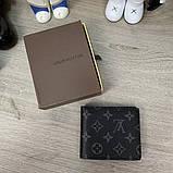 Бумажник Louis Vuitton Florin Monorgam Eclipse, фото 2