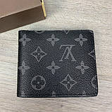 Бумажник Louis Vuitton Florin Monorgam Eclipse, фото 3