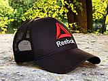Кепка Reebok classic black, фото 3