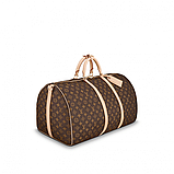Softsided Luggage Louis Vuitton Keepall 60 Monogram1, фото 3