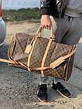 Softsided Luggage Louis Vuitton Keepall 60 Monogram1, фото 7