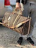 Softsided Luggage Louis Vuitton Keepall 60 Monogram1, фото 8
