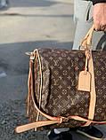 Softsided Luggage Louis Vuitton Keepall 60 Monogram1, фото 9