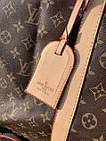 Softsided Luggage Louis Vuitton Keepall 60 Monogram1, фото 10