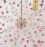 """Детский зонт Zest """"Принцесса"""" прозрачный, фото 4"""