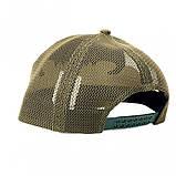 Тракер кепка Nike хаки Большой логотип, фото 4