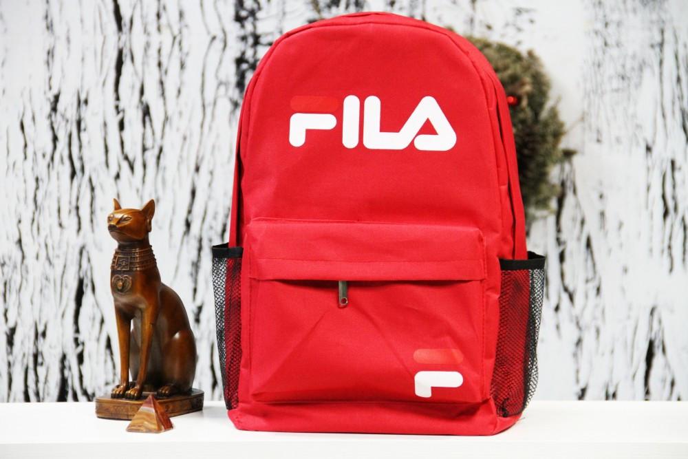 Рюкзак Fila red