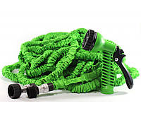 В комплекте распылитель! Садовый шланг Expandable Hose 30м X-HOSE поливочный шланг для огорода'