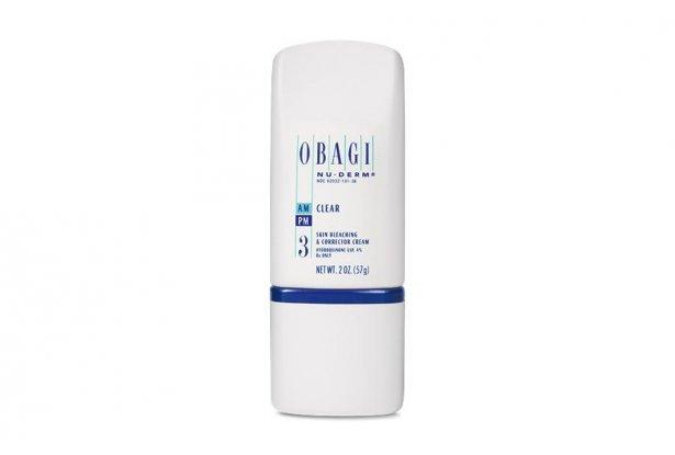 Obagi Nu-Derm Clear RX Крем для лица осветляющий с 4% гидрохиноном 57 гр