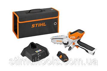 Аккумуляторная мини пила Stihl GTA 26 SET