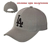 Мужская чоловіча модная молодежная спортивная кепка бейсболка блайзер Los Angeles Lakers LA