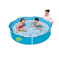Детский каркасный бассейн 152х38 см. Bestway 56283