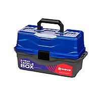 Tackle Box NISUS синій 3 полиці