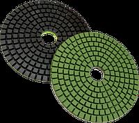 """100 GR-3000 Гибкий алмазный шлифовальный круг (пад, """"черепашка"""") Samedia [INKRZ00000DRP3000S]"""
