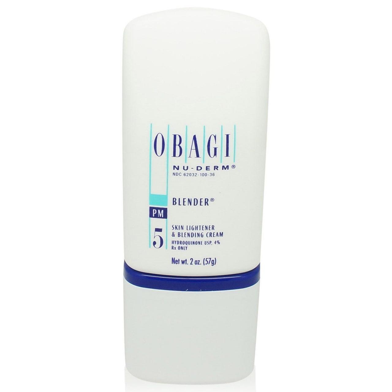 Obagi Nu-Derm Blender RX Крем с содержанием 4% Гидрохинона 57 гр