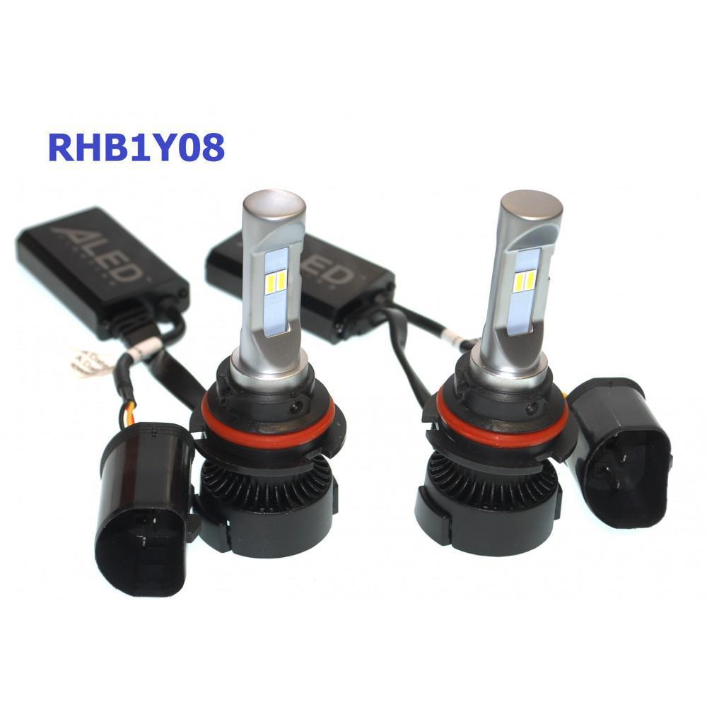 Лампы светодиодные ALed R HB1(9004) 6000K 30W RHB1Y08 (2шт)