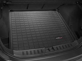 Ковры резиновые WeatherTech BMW X1 2009-2014 в багажник черный