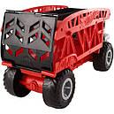Хот Вилс Монстро-транспортер на 12 машинок Монстр Трак автовоз перевозчик Hot Wheels Monster Truck, фото 4