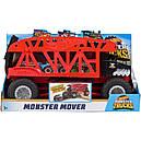 Хот Вилс Монстро-транспортер на 12 машинок Монстр Трак автовоз перевозчик Hot Wheels Monster Truck, фото 6