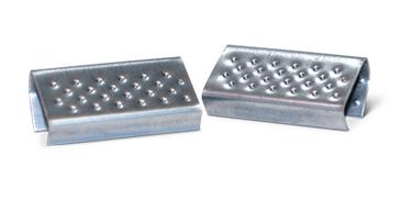 Скоба для упаковочной ленты металлическая 16 мм / 2500 шт