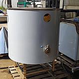 Котел сыроварня кпэ-500, фото 5
