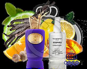 Парфумована вода унісекс Sospiro Erba Pura 110 Ml ОАЕ в пластиковій пляшці