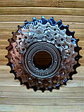 Трещотка Shimano на 6 скоростей, фото 6