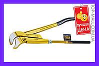 "Ключ трубный Сила - 45° x 1,5"" S-тип,310621, Ключ трубный Сила - 45° x 1, 5"" S-тип, трубный ключ, ключ газовый, газовый ключ, ключ трубный, Ключи"