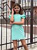 Стильное летнее платье для девочки