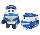 Игровой набор Роботы Поезда (Кей Альф Дак Селли) Игрушки Robot Trains Transforming  , фото 3