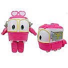 Игровой набор Роботы Поезда (Кей Альф Дак Селли) Игрушки Robot Trains Transforming  , фото 5