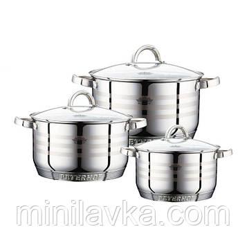 Набор посуды Peterhof PH-15863 6 предметов
