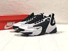 Мужские кроссовки Nike Zoom 2K White/Black