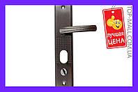 Ручка для металлических дверей FZB - (14-31) без подстветки АВ (бронза), правая дверь| артикул 15-142-02