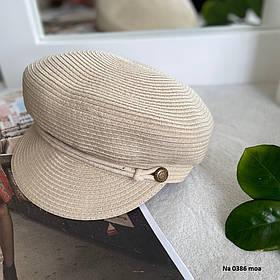 Женская летняя кепка 0386 (32)