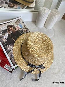 Шляпка женская летняя стильная 0388 (32)