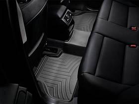 Ковры резиновые WeatherTech BMW X3 2010-2017 задний черный