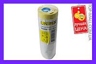 Пленка защитная с малярной лентой Unifix - 1,4 х 20 м|артикул-PLM-140020