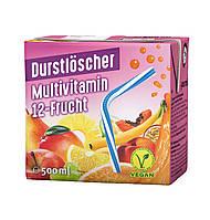 Чай холодный мультивитаминный Durstloscher 500 мл Германия