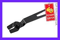 Ключ для зажима контргайки УШМ Intertool - 115, 125, 180, 230 мм артикул-ST-0010