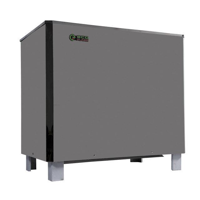 Электрокаменка для сауны и бани EcoFlame SAM D-21 21 кВт + пульт CON6
