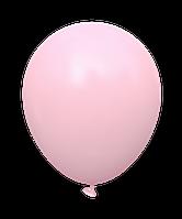 """Латексный шар без рисунка Kalisan Пастель Нежно-розовый 12"""" 30 см"""