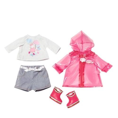 Комплект одягу Дощова погода для ляльки Baby Born Zapf Creation 700808