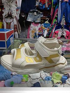 Літні спортивні босоніжки, сандалі для дівчинки розмір 34