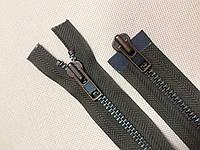 Молния Ykk металлическая Тип 8 цвет хаки